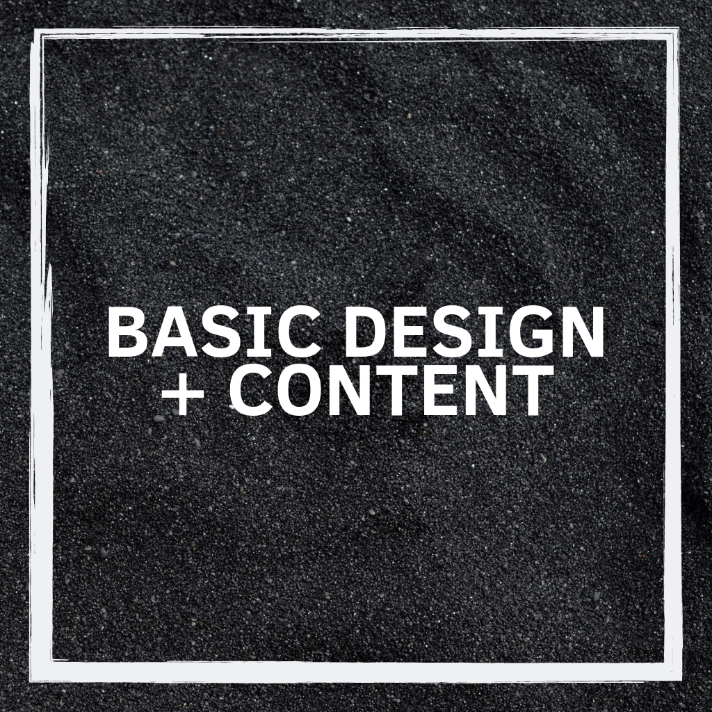 Basic Plus Content Website Design Services By Digital Carnage