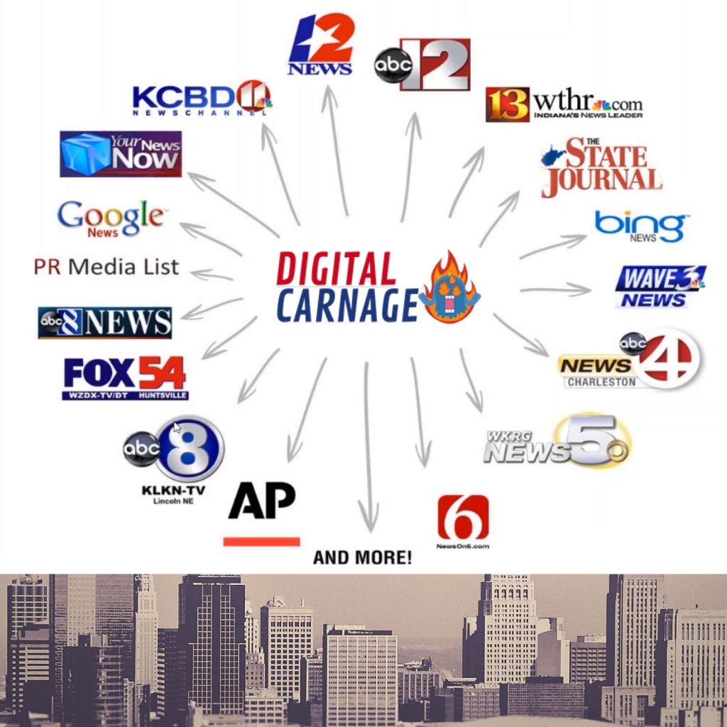 Press Release Services By Digital Carnage